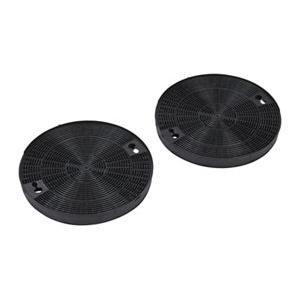 JennAir - Range Hood Replacement Charcoal Filter, 2-Pack