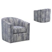 See Details - Susie-Q Swivel Chair - QS Frame