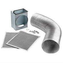 See Details - Non-duct kit for use with WTT32I30SB Hood Only