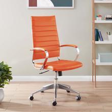 See Details - Jive Highback Office Chair in Orange