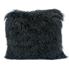 View Product - Tibetan Sheep Black Pillow