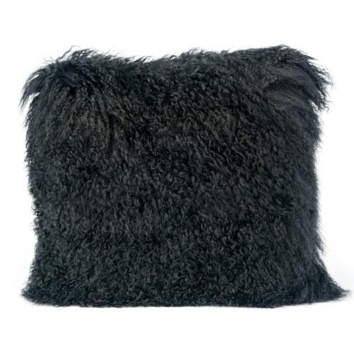 Product Image - Tibetan Sheep Black Pillow