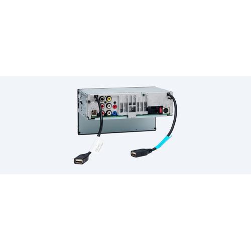 "6.95"" (17.6-cm) BLUETOOTH® Media Receiver with WebLink Cast"