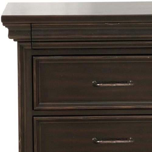 Pulaski Furniture - Caldwell 2 Drawer Nightstand