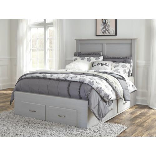 Arcella Full Storage Bed