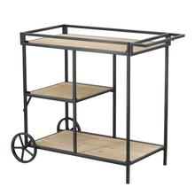 See Details - Shelf With Wheel
