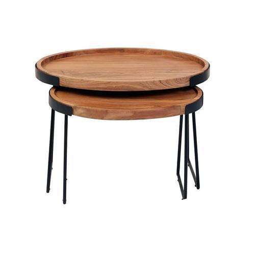 Porter International Designs - Mesa Nesting Tables, RJS-5900