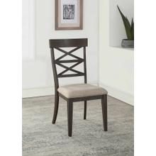 See Details - 7711 Wire Brushed Dining Chair