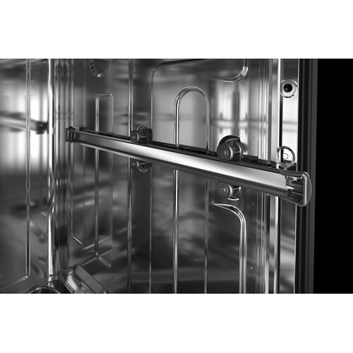 39 dBA Dishwasher with Third Level Utensil Rack - Black