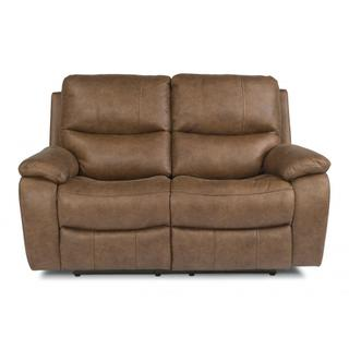 Hendrix Power Reclining Loveseat with Power Headrests