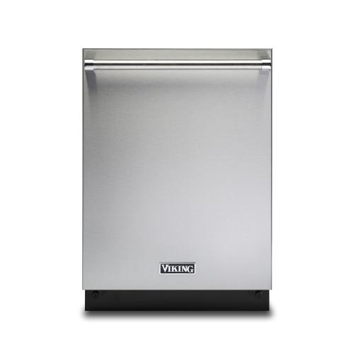 "24"" Dishwasher w/Installed Professional Stainless Steel Panel - VDWU324SS"