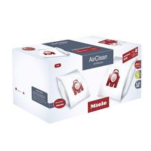 View Product - FJM HA 50 Performance AirClean 3D - Performance Pack AirClean 3D Efficiency FJM 16 dustbags and 1 HEPA AirClean filter at a discount price