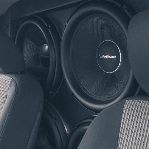 "Rockford Fosgate - Power 16"" T2 Single 1-Ohm Subwoofer"