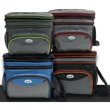 See Details - Brentwood Kool Zone CB-2401 Insulated Cooler Bag with Hard Liner, 24-Can