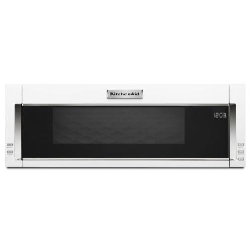 900-Watt Low Profile Microwave Hood Combination - White