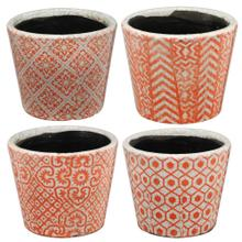 View Product - S/4 Small Planters