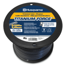 "Titanium Force Trimmer Line .130"" x 150'"