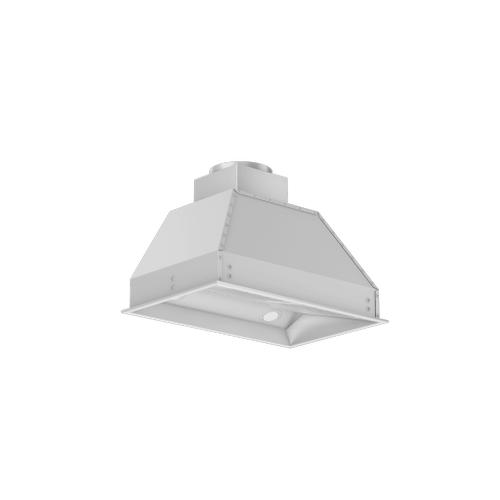 Zline Kitchen and Bath - ZLINE Ducted Wall Mount Range Hood Insert in Stainless Steel (698) [Size: 46 inch]