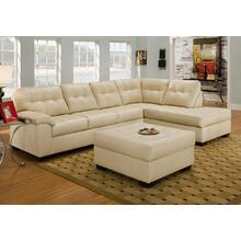 See Details - Soho Natural Bonded Right Facing with Chaise