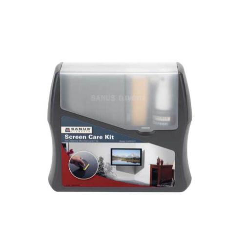 Sanus - Screen Cleaning Kit for TVs & Monitors