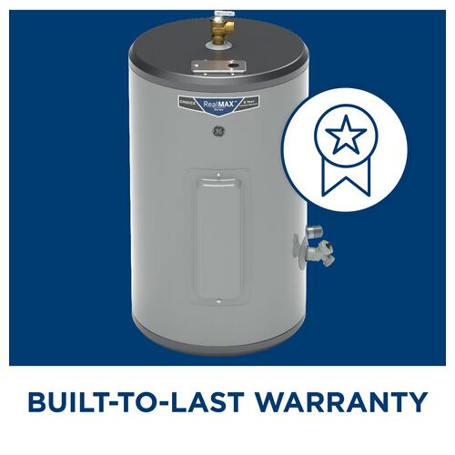 GE Appliances - GE® 10 Gallon Electric Point of Use Water Heater