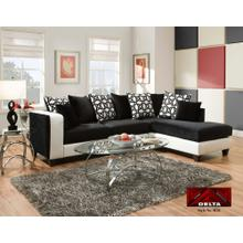 See Details - 4124-02L RSF LOVE/CHAISE