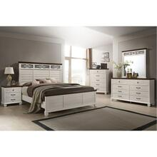 1058 Bellebrooke Queen Bed with Dresser and Mirror