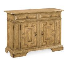 Natural Oak Side Cabinet