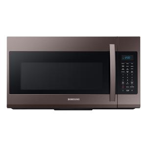 1.9 cu ft Over The Range Microwave with Sensor Cooking in Fingerprint Resistant Tuscan Stainless Steel -