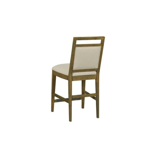 Counter Height Upholstered Chair