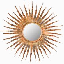 See Details - Sun Mirror - Burnt Copper W / Clear P / Coat