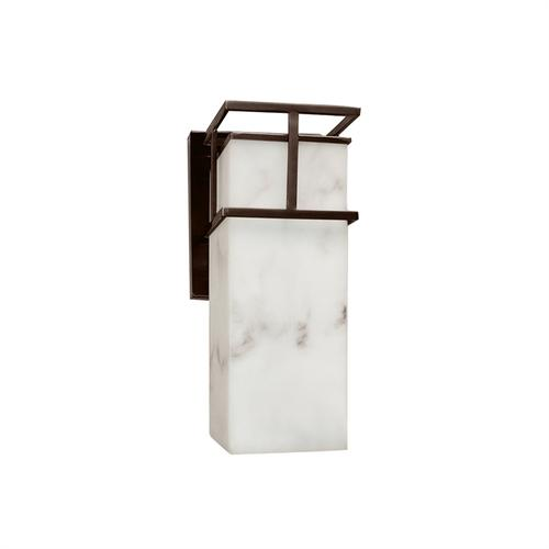 Structure 1-Light Large Wall Sconce - Outdoor