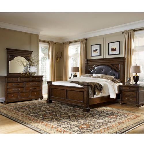 Pulaski Furniture - Durango Ridge 3 Drawer Nightstand