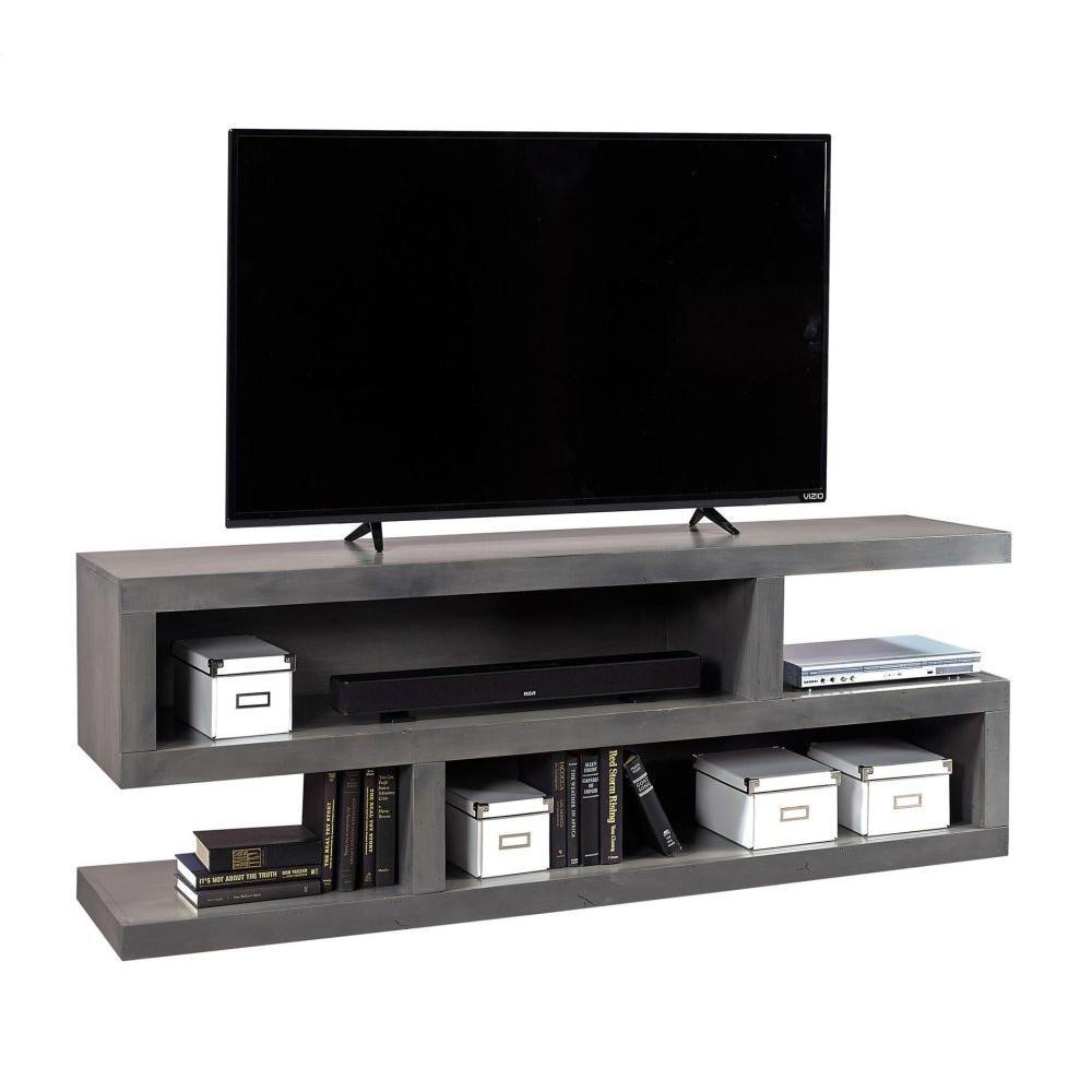 "Aspen Furniture - 74"" Open S Console"