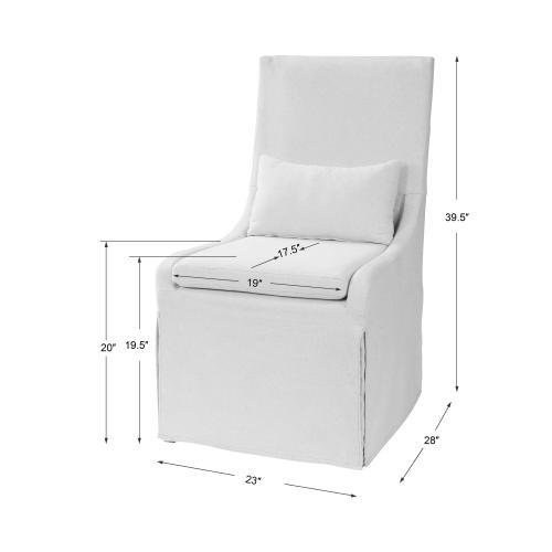 Coley Armless Chair