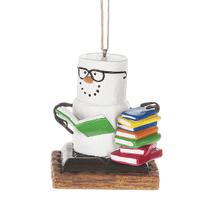 S'mores Book Club Ornament