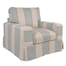 See Details - Americana Slipcovered Chair - Color 479541