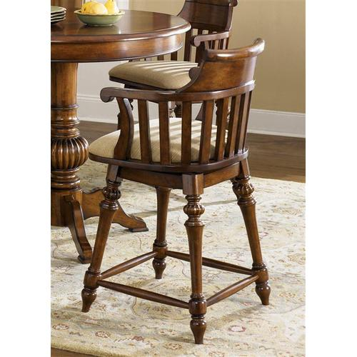 Liberty Furniture Industries - 30 Inch Swivel Counter Chair