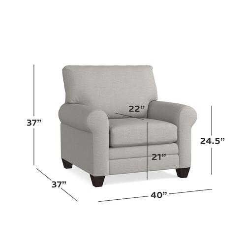 CU.2 Chair, Arm Style Sock