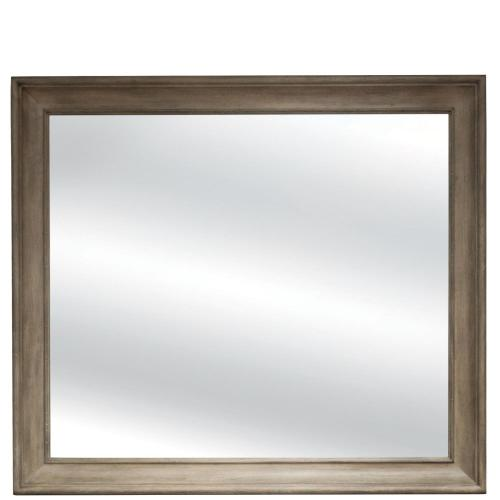 Riverside - Myra - Shadowbox Mirror - Natural Finish