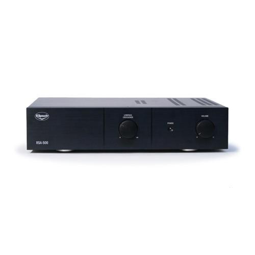 RSA-500 Subwoofer Amplifier