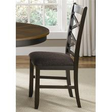 View Product - Double X Back Side Chair (RTA)