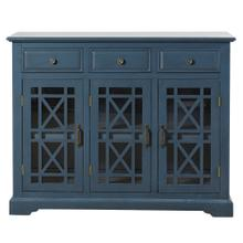 Three drawers three doors cabineT