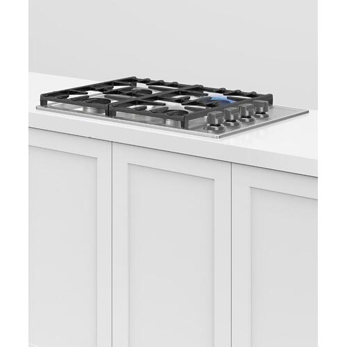 Gas Cooktop, 30""