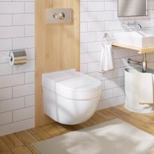 Product Image - White KARO Wallhung Toilet