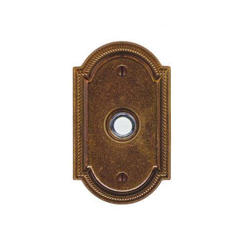 Rocky Mountain Hardware - Ellis Doorbell Button Silicon Bronze Brushed
