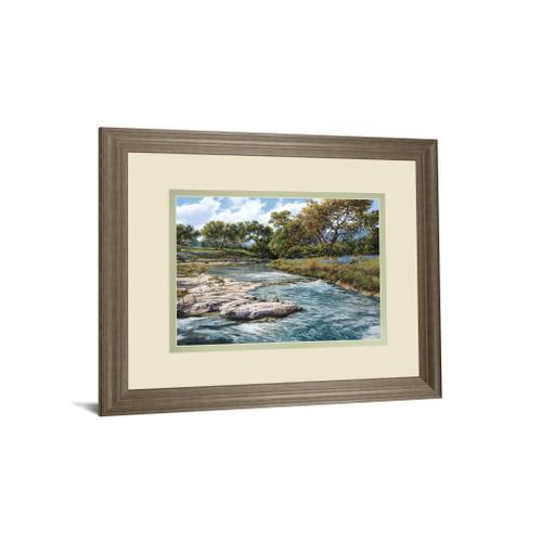 """Wet Springs"" By Greg Glowka Framed Print Wall Art"