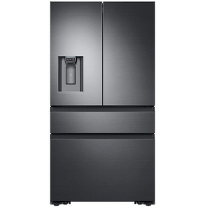 "Dacor36"" Counter Depth French Door Bottom Freezer, Graphite Stainless Steel"