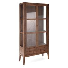 NK Cauldin Glass Cabinet
