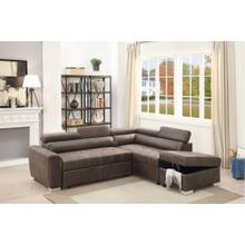 View Product - Convertible Sectional